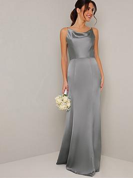 chi chi london Chi Chi London Juliana Dress - Sage Picture
