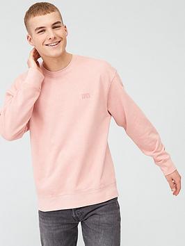 Levi's Levi'S Authentic Logo Sweatshirt - Pink Picture
