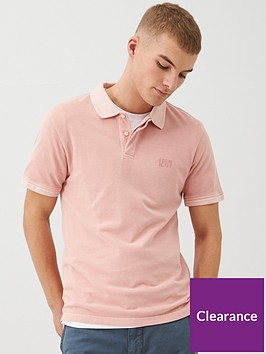 levis-authentic-logo-polo-shirt-pink