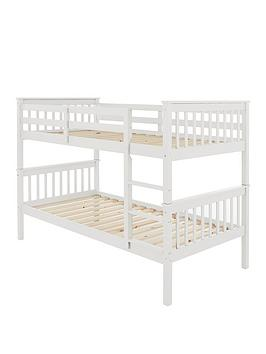 Very Novara Bunk Bed - White Picture