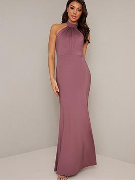 chi chi london Chi Chi London Keely Dress - Pink Picture