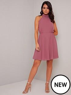 chi-chi-london-petite-katniss-dress-pink