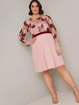 Chi Chi London Curve Chi Chi London Curve Sutton Dress Picture