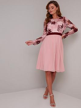 chi chi london Chi Chi London Sutton Dress - Pink Picture