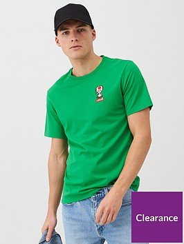 levis-toad-logo-patch-t-shirt-green