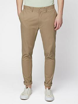 Ben Sherman Ben Sherman Signature Slim Stretch Chino - Stone Picture