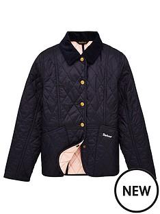 barbour-girls-summer-liddlesdale-quilted-jacket-navy