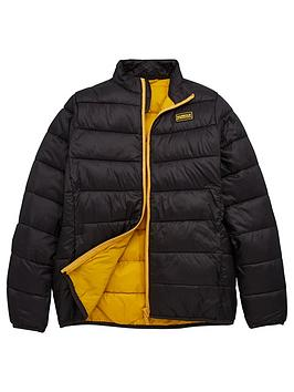 Barbour International Barbour International Boys Reed Quilted Jacket -  ... Picture