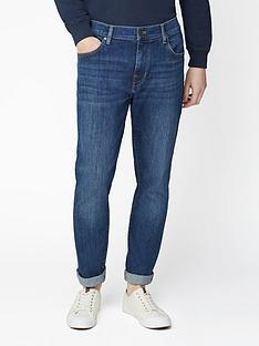ben-sherman-straight-stonewash-jeans