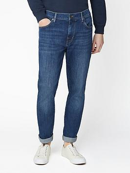 Ben Sherman Ben Sherman Straight Stonewash Jeans Picture