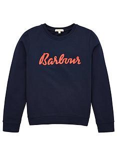 barbour-girls-otterburn-crew-sweatshirt-navy
