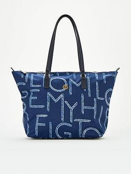 Tommy Hilfiger Tommy Hilfiger Poppy Tote Rope Bag - Navy Picture