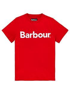 barbour-boys-short-sleeve-logo-t-shirt-red