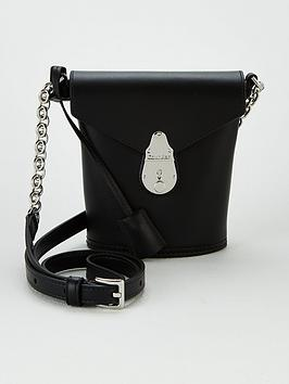 Calvin Klein Calvin Klein Lock Bucket Micro Bag - Black Picture