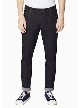 Ben Sherman Ben Sherman Slim Taper Jeans - Rinse Wash Picture