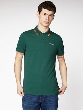ben-sherman-signature-polo-shirt-green