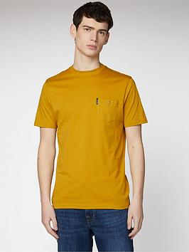 ben-sherman-signature-t-shirt-yellow