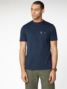 ben-sherman-signature-t-shirt-navy