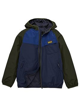 Barbour International Barbour International Boys Row Jacket - Navy Picture