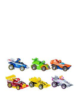 Paw Patrol Paw Patrol Ready Race Rescue Die Cast Vehicle Gift Set Picture
