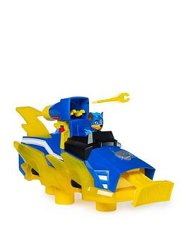 Paw Patrol Paw Patrol Mighty Pups Charged Up Chase'S Charged Up  ... Picture