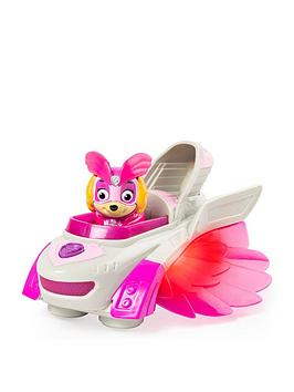 Paw Patrol Paw Patrol Mighty Pups Charged Up Vechicle - Skye Picture