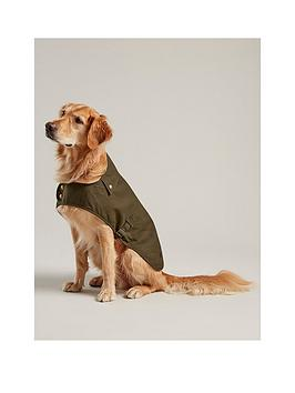 Joules   Olive Green Waxed Coat - Large
