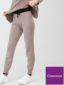 river-island-span-stylevertical-align-inheritspan-stylevertical-align-inheritcolourblock-knitted-co-ord-jogger--oatmeal