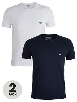 Emporio Armani Bodywear Emporio Armani Bodywear Pure Cotton Stretch Slim  ... Picture