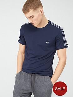 emporio-armani-bodywear-tape-logo-lounge-short-sleeves-t-shirt-navy