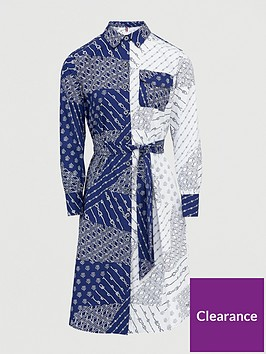tommy-hilfiger-millie-print-shirt-dress-ivory