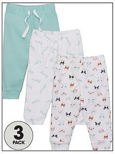 v-by-very-baby-unisex-panda-3-pack-leggings-multi