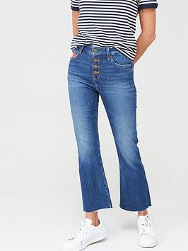 Tommy Hilfiger Tommy Hilfiger Cool Bootcut High Waist Rocco Flare Jeans -  ... Picture