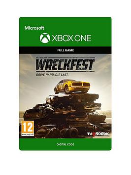 Xbox Xbox Wreckfest - Digital Download Picture
