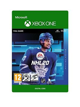 Xbox Xbox Nhl 20: Deluxe Edition - Digital Download Picture