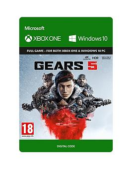 Xbox Xbox Gears 5: Standard Edition - Digital Download Picture