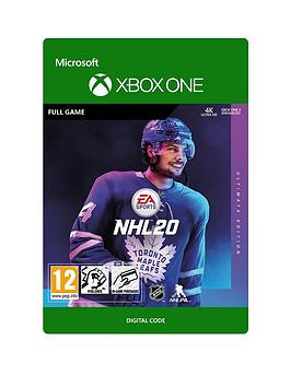 Xbox Xbox Nhl 20: Ultimate Edition - Digital Download Picture
