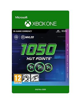 Xbox Xbox Nhl 20: Ultimate Team&Trade; 1050 Points - Digital Download Picture
