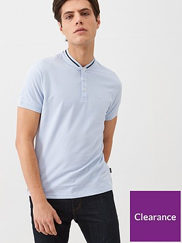 barbour-grandad-collar-polo-shirt-blue