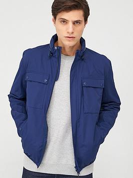 Barbour International Barbour International Mile Waterproof Jacket - Regal  ... Picture