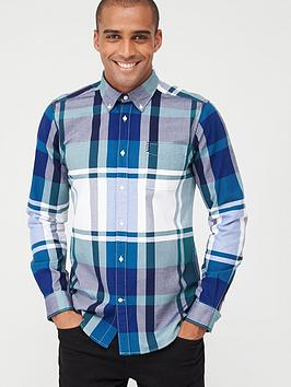 Barbour Barbour Highland 23 Check Shirt - Green Picture