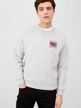 barbour-international-steve-mcqueen-team-flags-sweatshirt-with-back-print