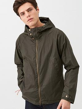 Barbour Barbour Orta Wax Jacket - Olive Picture