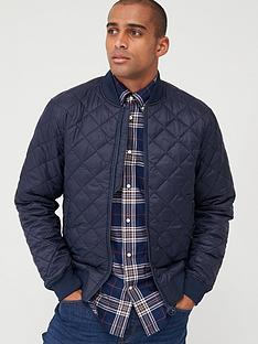 barbour-gabble-quilt-jacket-navy