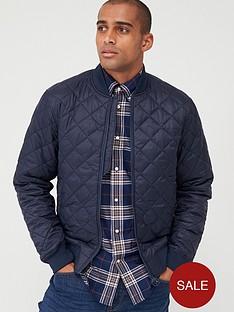 barbour-gabble-quilt-jacket-navy
