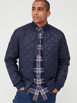 Barbour Barbour Gabble Quilt Jacket - Navy Picture