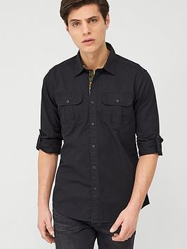 Barbour International Barbour International Carving Shirt - Black Picture
