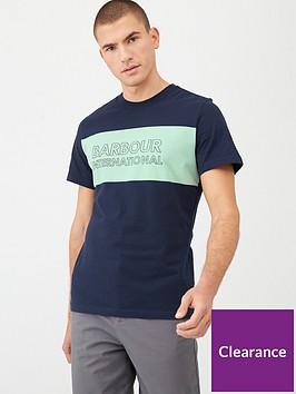 barbour-international-panel-logo-t-shirt-navy