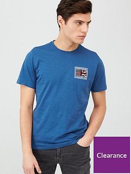 barbour-international-steve-mcqueen-team-flags-t-shirt-inknbsp