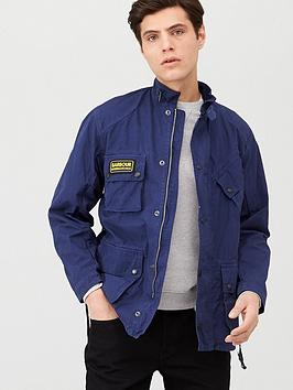 Barbour International Barbour International Summer Wash A7 Casual Jacket -  ... Picture